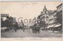 Belgium - Anvers - L'Avenue De Keyser - Antwerpen