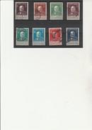 PORTUGAL - SERIE N° 600 A 607 - OBLITERES - ANNEE 1940 -COTE : 15 € - 1910-... République