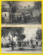 BIZERTE 2 Cpa Du Marché Au Charbon () Tunisie - Tunisie