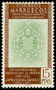 Marruecos 415 * El Jalifa. 1955. Charnela - Maroc Espagnol