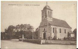 Charette - L'église Et Le Monument - Autres Communes