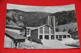 Valsesia Vercelli Prali Ghigou Nuovo Tempio Valdese NV - Vercelli