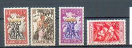 CAM 374 - YT 297 à 299 * / 304 * - Cameroun (1915-1959)