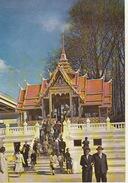 Exposition Universelle 1958 Expo 58 Bruxelles Pavillon Thailande Programme Cinéma Fernandel Le Confident Au Marivaux - Programmes