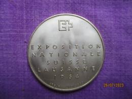 Suisse: Médaille Exposition Nationale 1964 - Professionnels / De Société