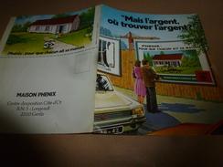 1977  MAISON PHENIX : Pour Que Chacun Ait Sa Maison - Frankreich