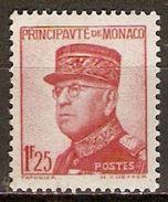 MONACO   -   1937 .   Y&T N° 164 ** - Monaco