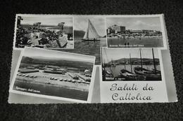 554- Saluti Da Cattolica - 1958 - Italie