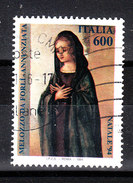 Italia   -   1994. Natale. Madonna: Annunciazione. 27/5000 Annunciation Of Our Lady - Madonna