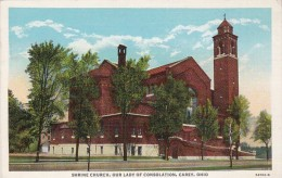 Ohio Carey Shrine Church Our Lady Of Consolation 1941