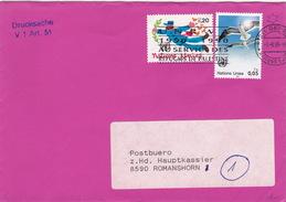 Drucksache In Die Schweiz (br1686) - Genf - Büro Der Vereinten Nationen