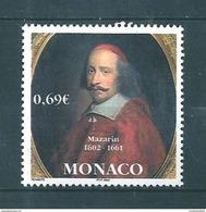 Monaco Timbres  De 2002  N°2340   Neuf ** Parfait  Prix De La Poste,valeur Faciale - Unused Stamps