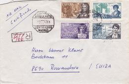 Brief In Die Schweiz (br1699) - 1931-Heute: 2. Rep. - ... Juan Carlos I