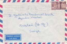 Brief In Die Schweiz (br1700) - 1931-Heute: 2. Rep. - ... Juan Carlos I