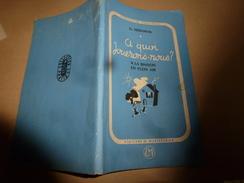 1947 A QUOI JOUERONS-NOUS ------> 50 JEUX à La Maison ,  50 JEUX En Plein Air - Books, Magazines, Comics