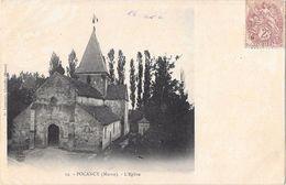 POCANCY - Eglise - France