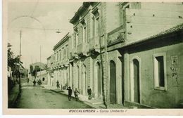 Messina - Roccalumera - Corso Umberto I° - - Messina
