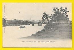 Chu-Lang-Tuong-Pont Presqu'ile (Dieulefils) Viet Nam - Viêt-Nam