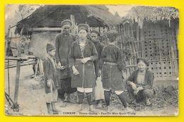 Tuyen-Quang Famille Quan-Trang Tonkin (Dieulefils) Viet Nam - Viêt-Nam