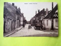 DIGOIN - Avenue De La Gare - Digoin