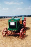 """Photographie Originale Couleur 10 X 15 Agriculture Vieux Tracteur """"Roc Island Plow"""" Original Photography - Unclassified"""