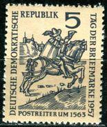 DDR - Mi 600 - ** Postfrisch (B) - 5Pf  Tag Der Briefmarke - DDR