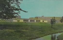 Indiana Muncie Ralph Noyer Residence Halls Ball State Teachers College - Muncie