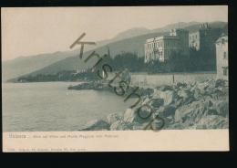 Volosca - Blick Auf Villen Und Monte Maggiore [KSACT 1723 - Kroatien