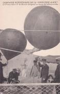 """MONACO : Campagne Scientifique De La """" PRINCESSE ALICE """" Le Prince Albert 1er Dirigeant Un Lancer De Ballons-sondes - Oceanographic Museum"""