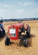 """Photographie Originale Couleur 10 X 15 Agriculture Vieux Tracteur """"Massey Ferguson 821"""" Original Photography - Fotos"""