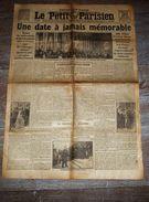 Vieux Papiers, Quotidien, Journal Le Petit Parisien Dimanche 29 Juin 1919 - Newspapers