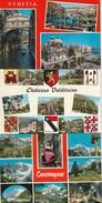 COURMAYEUR - CASTELLI VALDOSTANI - VENEZIA - Italien