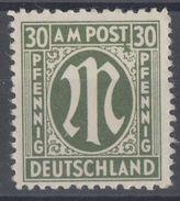 AM-Post Minr.29 Plf.XIII Postfrisch - Bizone