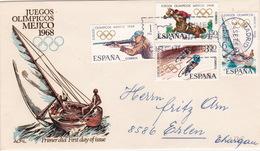 Brief In Die Schweiz (br1704) - 1931-Heute: 2. Rep. - ... Juan Carlos I