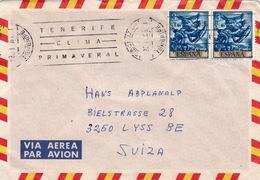 Brief In Die Schweiz (br1705) - 1931-Heute: 2. Rep. - ... Juan Carlos I