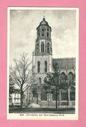 C.P.   Lier  =  Davidplein  Met  Sint-Gumarus  Kerk - Lier