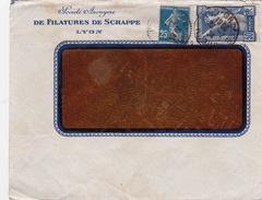 Brief In Die Schweiz (br1710) - France
