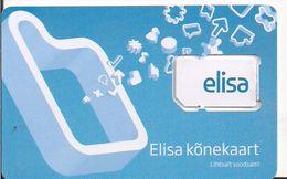 TARJETA GSM ELISA - Tarjetas Telefónicas