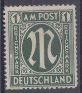 AM-Post Minr.35 Plf.VI Postfrisch - Bizone