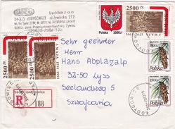 Brief In Die Schweiz (br1733) - Lettres & Documents