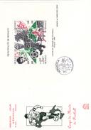 MONACO @ FDC N° 853 Grand Format 22,8 Cm X 16,3 Cm BLOC 1990 SPORT Coupe Du Monde De Football En Italie - FDC