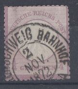 DR Minr.1 Gestempelt Braunschweig 2.11.72 - Gebraucht