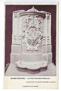 CPA Rouen Disparu La Fontaine Saint Maclou Foucher Musée D'Art Normand Girieud - Rouen