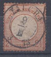 DR Minr.21 Gestempelt Taicha 9.3.73 - Deutschland