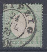 DR Minr.17 Leipzig 24.7.73 Kleine Marke - Deutschland