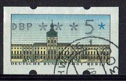 Berlin 1987 // ATM - 5 Pfennig O (11.201) - Berlin (West)