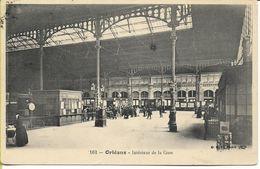 ORLEANS  Intérieur De La Gare - Orleans