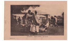 Bénin . Dahomey . Porto-Novo . Le Marché - Réf. N°5363 - - Dahomey