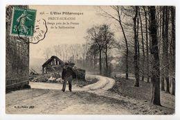 PRECY Sur OISE - 60 - Oise - Ferme De La Sablonnière - Précy-sur-Oise
