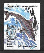 LOTE 1450  ///  (C015)  MADAGASCAR TIBURON - Madagascar (1960-...)